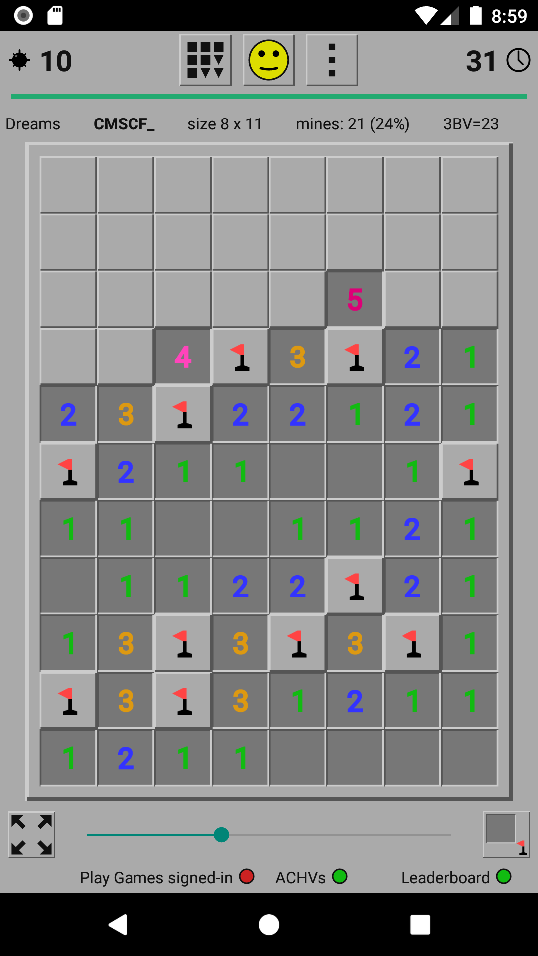 Minesweeper Dreams Pic 1