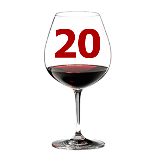 Wine Rating App 20